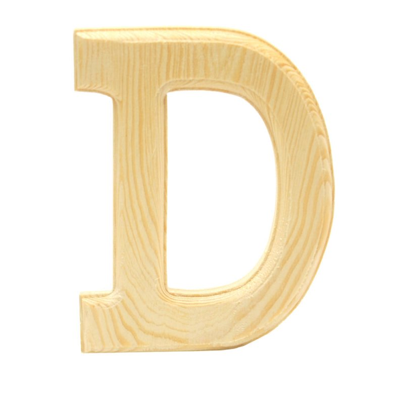 wood letters lerman decor inc With wooden letter